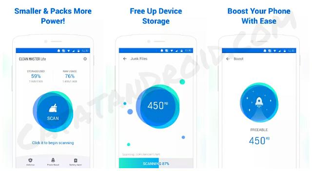 Inilah Cara Menjaga Memori Penyimpanan Smartphone Android Tetap Bersih dari Sampah