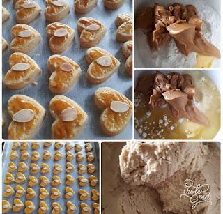 Resep Peanut Butter Cookies By @ernie_varianiva