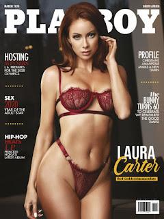 Playboy Sudafrica – Marzo 2020 PDF