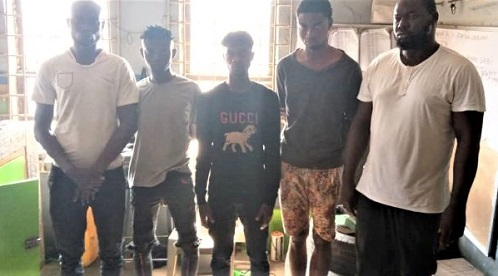 Five held in Ogun for beating 25-year old to death [photo]