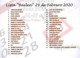 Bailen Linedance