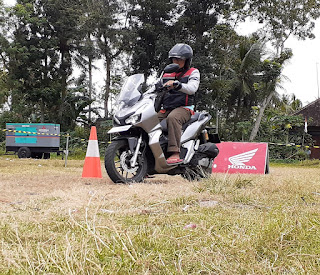 test ride honda