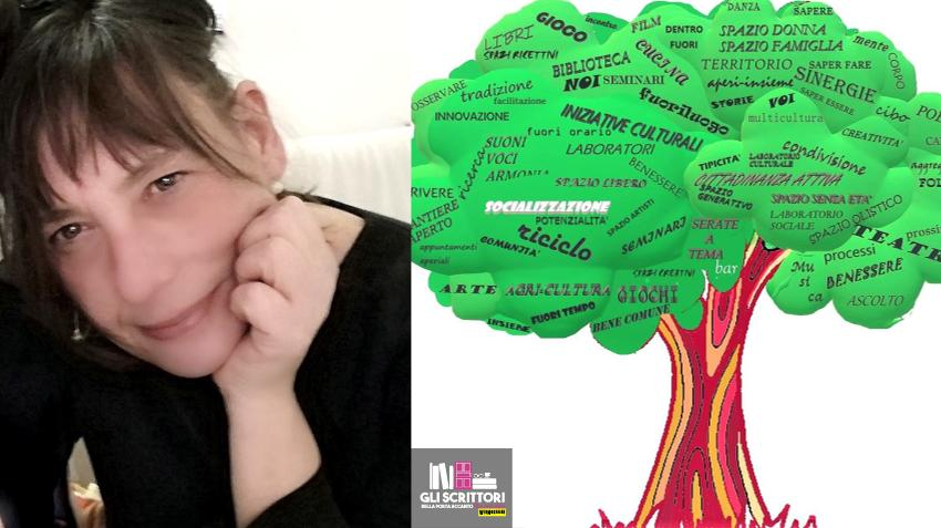 Intervista ad Antonella Pampolini dell'Albero delle Idee