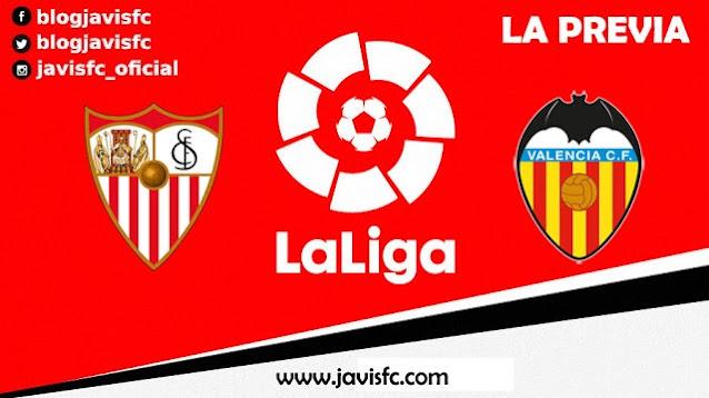 Previa Sevilla FC - Valencia