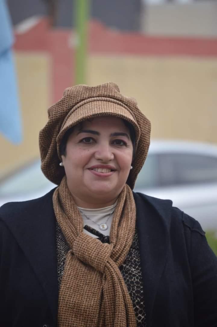 مديرة العلاقات العامة والاعلام بمدرية التربية والتعليم بالقاهرة