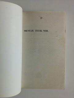 Towards Zero (Menuju Titik Nol) - Agatha Christie