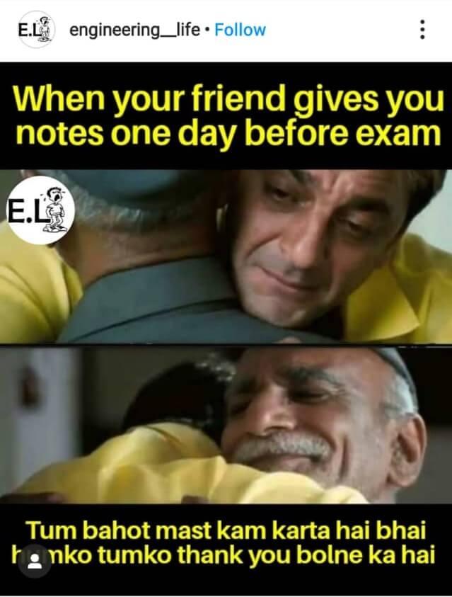 20+ best Munna Bhai MBBS Memes 2020 | Indian Meme Culture
