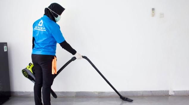 Serahkan Pekerjaan Rumah Pada Layanan OKHOME