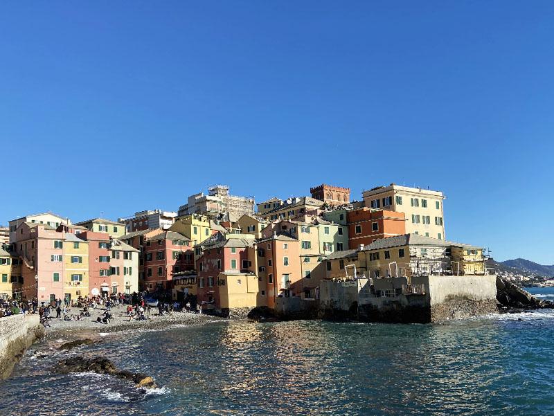 I posti più colorati di Genova