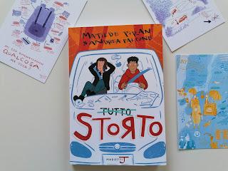 Tutto Storto Matilde Piran e Andrea Falcone recensione