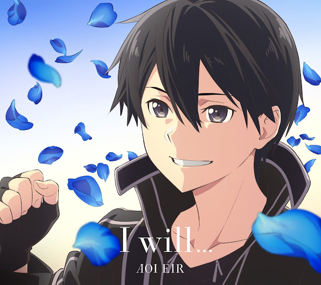 kirito sao eir aoi i will single