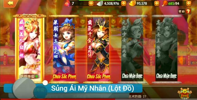 Tải game Trung Quốc hay Tam Quốc Phán Xử Việt Hóa - Tặng VIP 15 Free Full Lễ Bao Sủng Ái Mỹ Nhân Game 3Q Siêu Hay