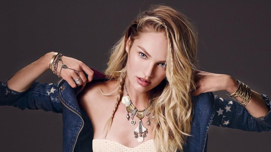 Candice Swanepoel, Beautiful, Model, Blonde, Women, 4K, #382