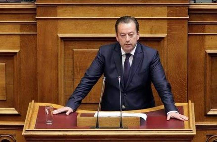 Επείγουσα παρέμβαση για την εύρυθμη λειτουργία του Γενικού Νοσοκομείου Λάρισας ζητά ο Βασίλης Κόκκαλης