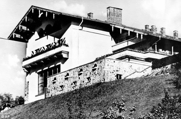 Eagle's Nest Berchtesgaden worldwartwo.filminspector.com