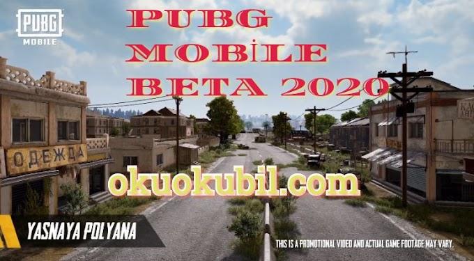 PUBG Mobile Beta 0.19.0 Güncellendi  APK İndir 2020