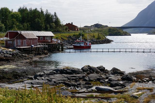 Roteiro pela Noruega