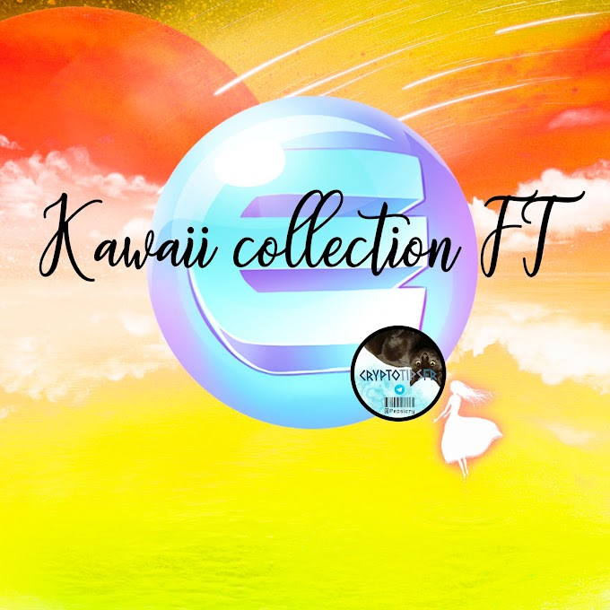 Kawaii Collection X Cryptotipsfr Community (Collectibles 2.0)