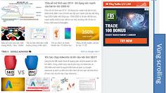 Code Sidebar trượt dọc theo màn hình cho Blogspot