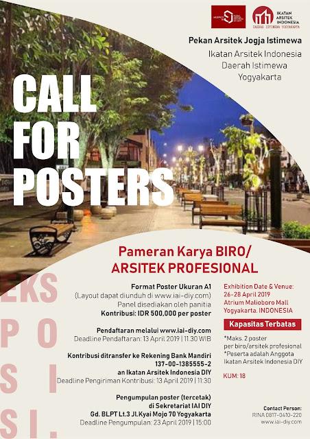 PAMERAN KARYA BIRO/ARSITEK PROFESIONAL IAI 2019