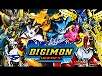 Digimon Heroes! Apk v1.0.17 Mod (Always Earn 400 FP)