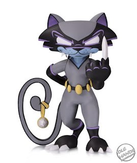 SDCC 2018 DC Collectibles Artist Alley Designer Vinyls Joe Ledbetter Catwoman