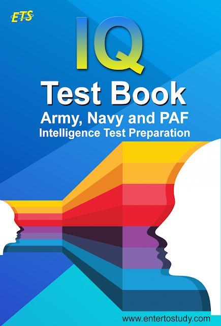 ETS IQ Test Book