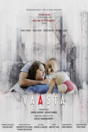 Download Vaasta (2021) Hindi Movie 480p   720p   1080p WEB-DL 250MB   550MB
