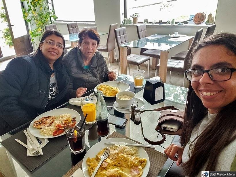 Almoço no Hotel Infusion - onde ficar em Óbidos