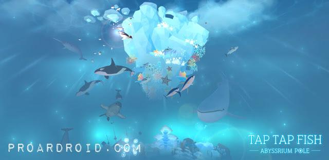 تحميل لعبة الهدوء والالغاز Tap Tap Fish - Abyssrium Pole النسخة المهكرة