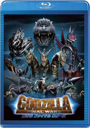 Godzilla Final Wars 2004 BluRay 400MB Hindi Dual Audio 480p Watch Online Full Movie Download bolly4u