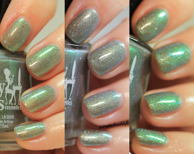 Girly Bits January 2018 CoTM Act Your Sage