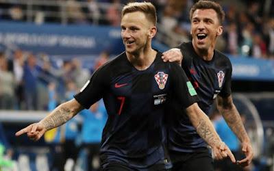 Live Streaming Rusia vs Kroasia