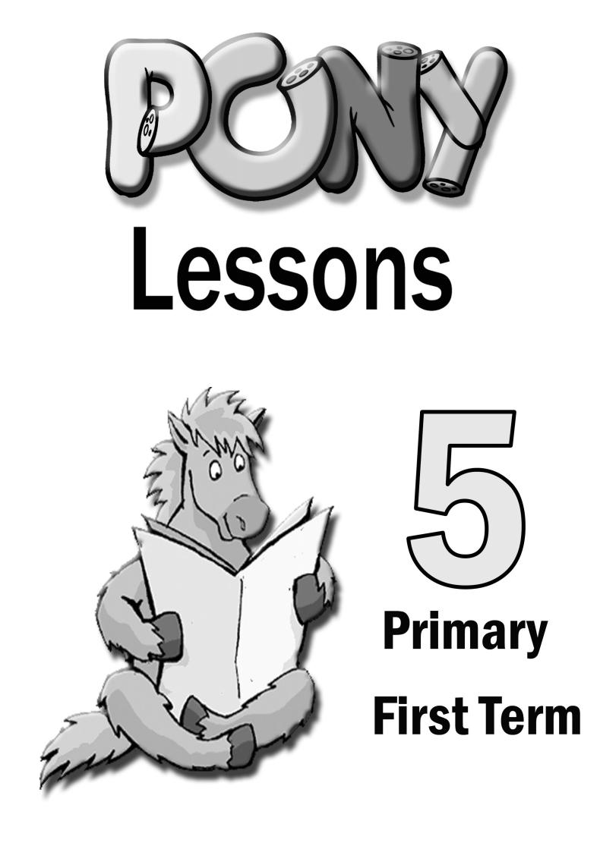 افضل مذكرة maths للصف الخامس الإبتدائى الترم الأول 2022 من سلسلة pony