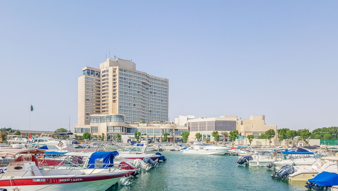 InterContinental Hotel (Abu Dhabi, UAE)