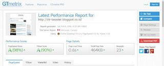 Template Blogspot Untuk meningkatkan CTR Adsense