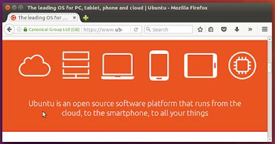 Ubuntu plataforma de software