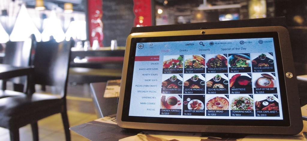 the restaurant billing software
