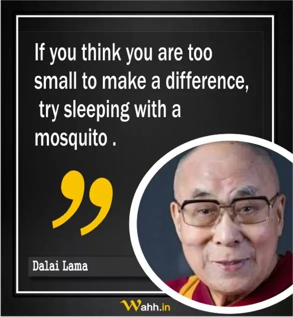 Dalai Lama Thought Of The Day