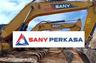 Lowongan Kerja Aceh Senior Mekanik Alat Berat PT Sany Perkasa