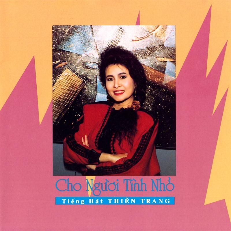Làng Văn CD110 - Thiên Trang - Cho Người Tình Nhỏ (NRG) + bìa scan mới