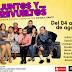 """Estreno: Comedia teatral """"Juntos y Revueltos"""" del 4 al 27 de agosto"""