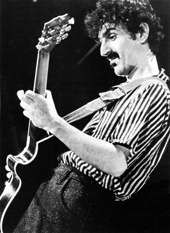 into a blue haze frank zappa live in bologna 1982. Black Bedroom Furniture Sets. Home Design Ideas