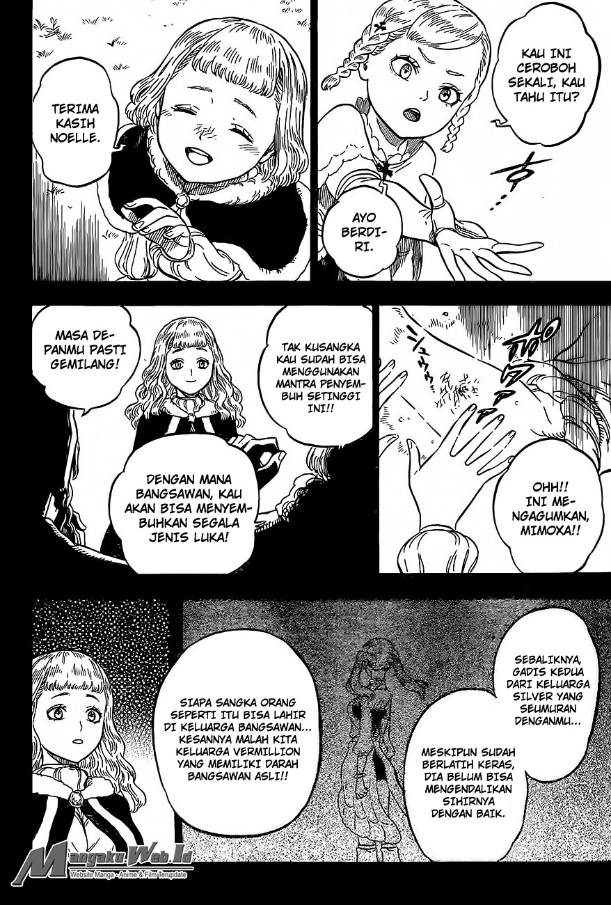 Black Clover Chapter 19 Bahasa Indonesia