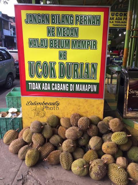 Durian Medan,Indonesia