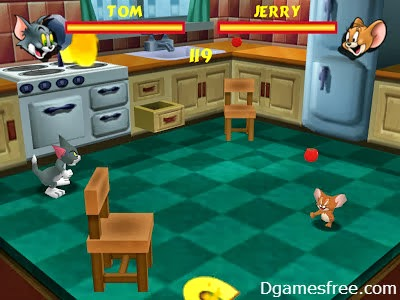 Tom And Jerry Fists Of Fury
