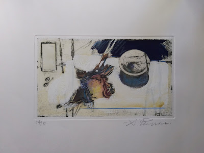 Serigrafia Alessandro Reggioli