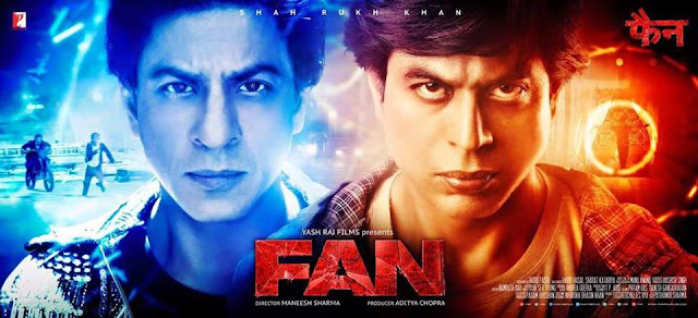 Fan Hindi Movie Review