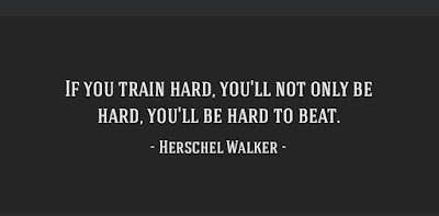 Train Harder Quotes