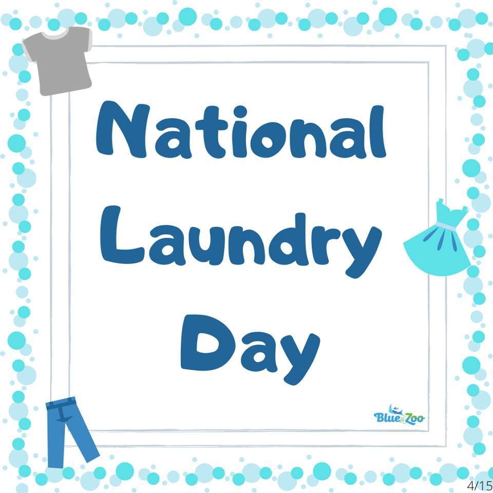 National Laundry Day Wishes Awesome Picture
